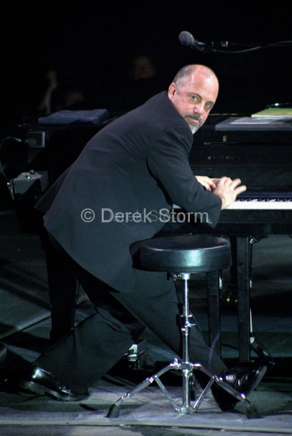 Billy Joel & Elton John perform at the Hartford Civic Center