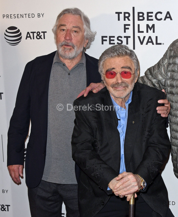 Robert DeNiro, Burt Reynolds